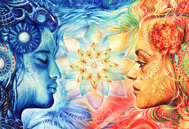 15 Differences Between A True Twin Flame Relationship And A False Twin Flame Relationship 2