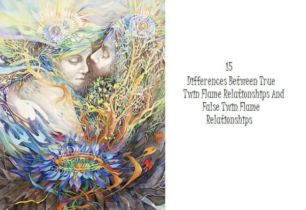 15 Differences Between A True Twin Flame, And A False Twin Flame Relationship 1