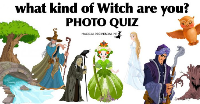 witch quizz