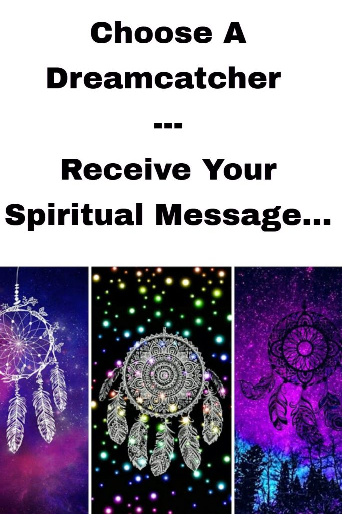 Choose A Dreamcatcher And Receive Your Spiritual Message! 2