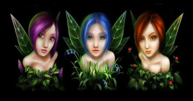 Choose A Fairy And Find Out The Secrets Of Your Life Path 1
