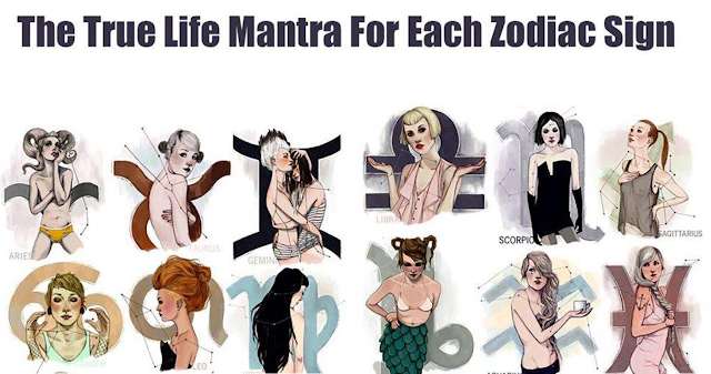 The True Life Mantra For Zodiac Signs 1