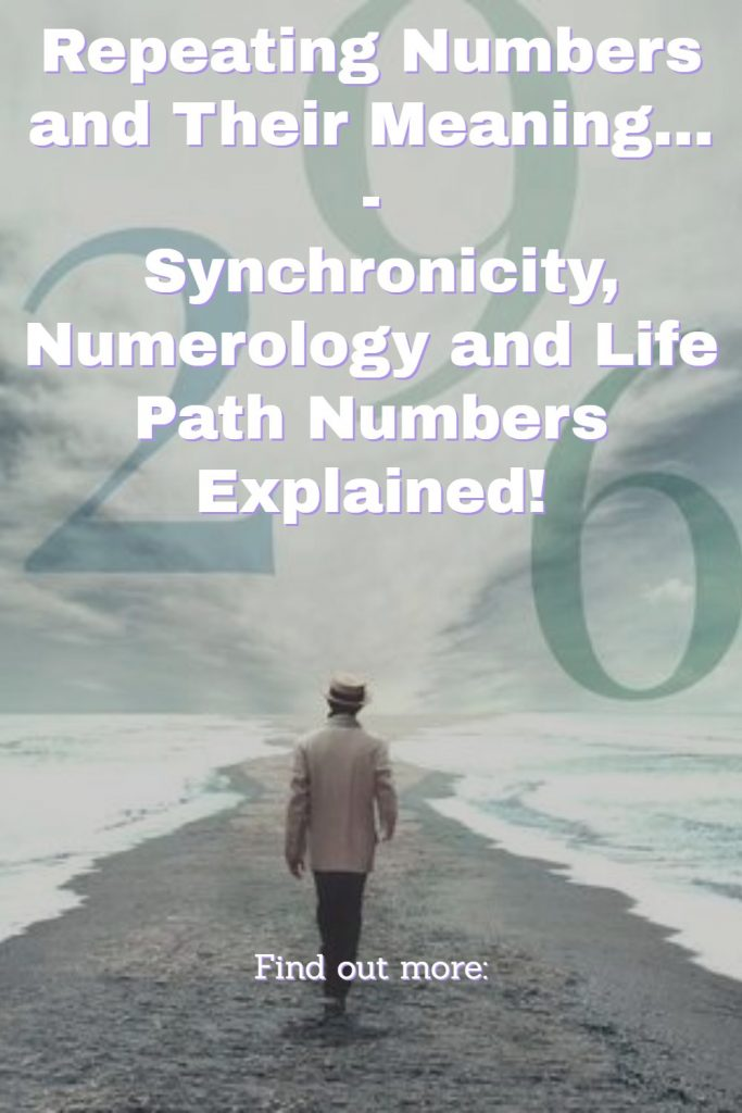 Repeating Numbers and Their Meaning | Synchronicity, Numerology and Life Path Numbers Explained! 1