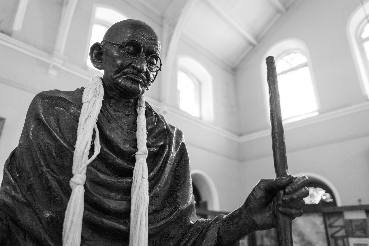 6 Empowering Quotes By Mahatma Gandhi