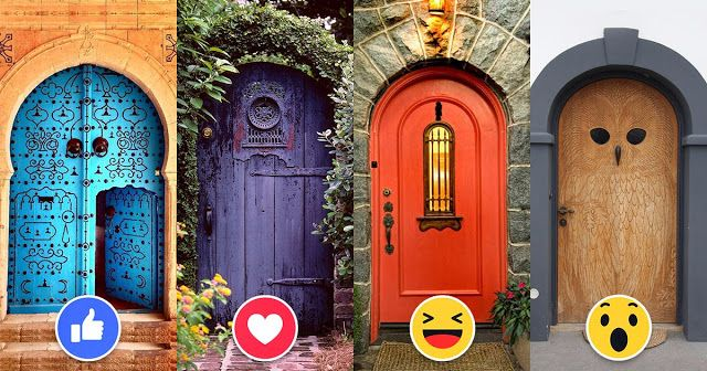 Choose a Door - It Reveals How You Can Find The Happiness! 1