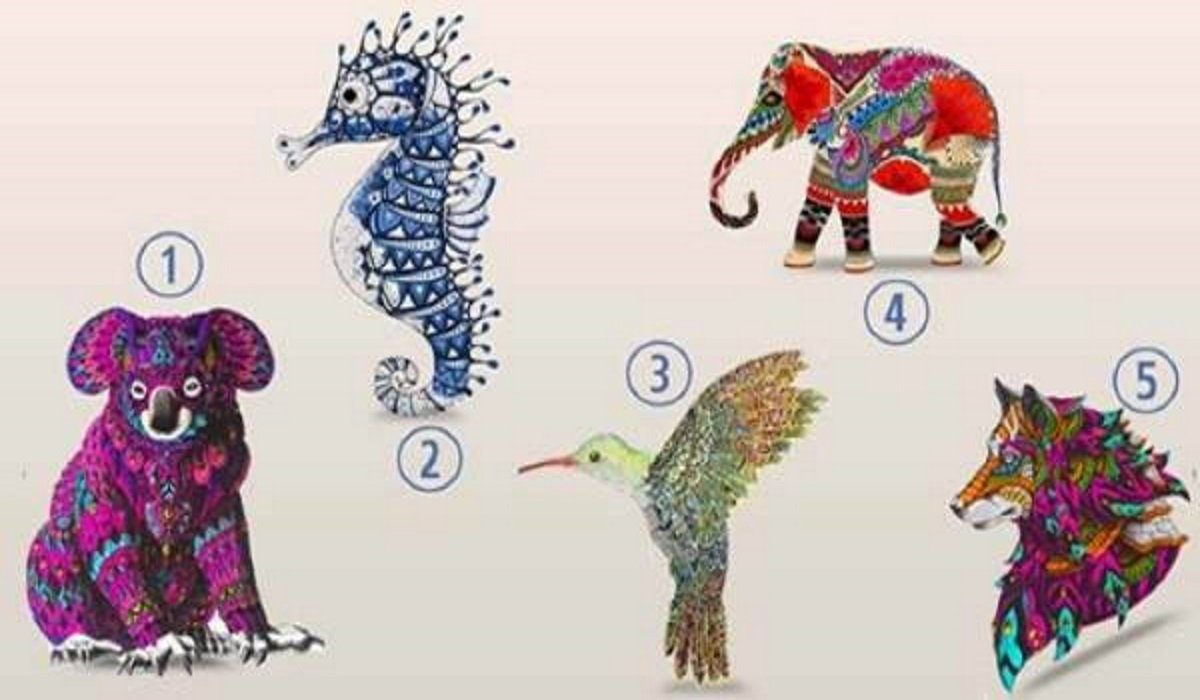 Pick Your Spiritual Animal to Reveal a Hidden Aspect of Your Personality!