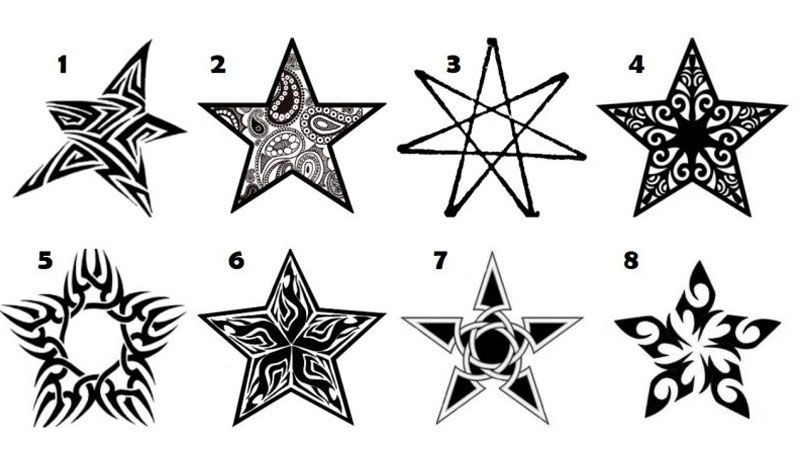 Pick a Star to Get Advice about Your Current Situation!