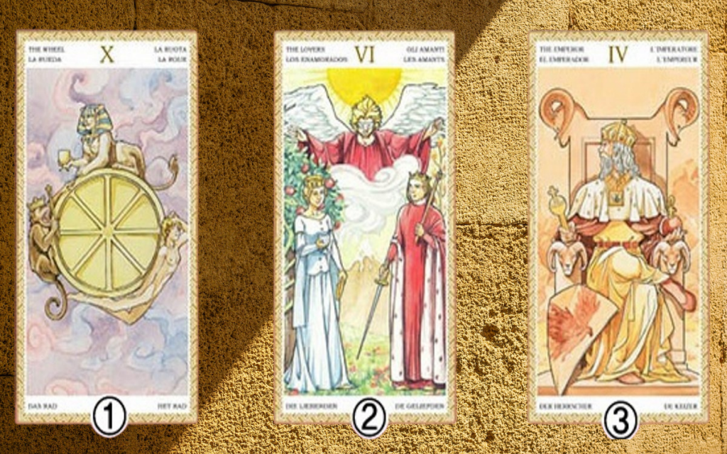 Which Card You Like? It Reveals an Unexpected Detail About Your Destiny! 1