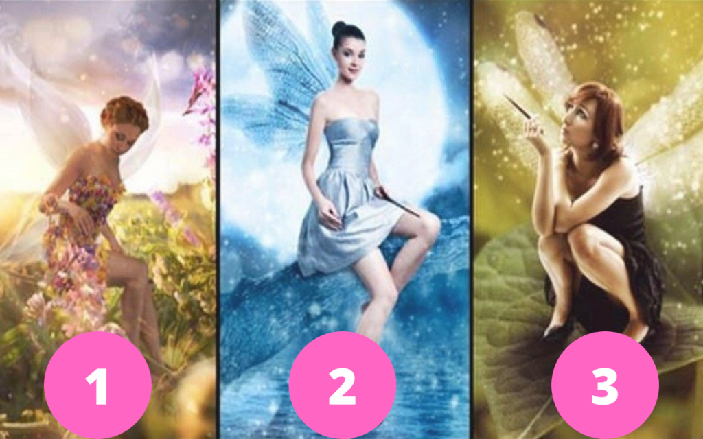 What Other People Think About You? How They See You? Pick a Fairy and Find Out... 1