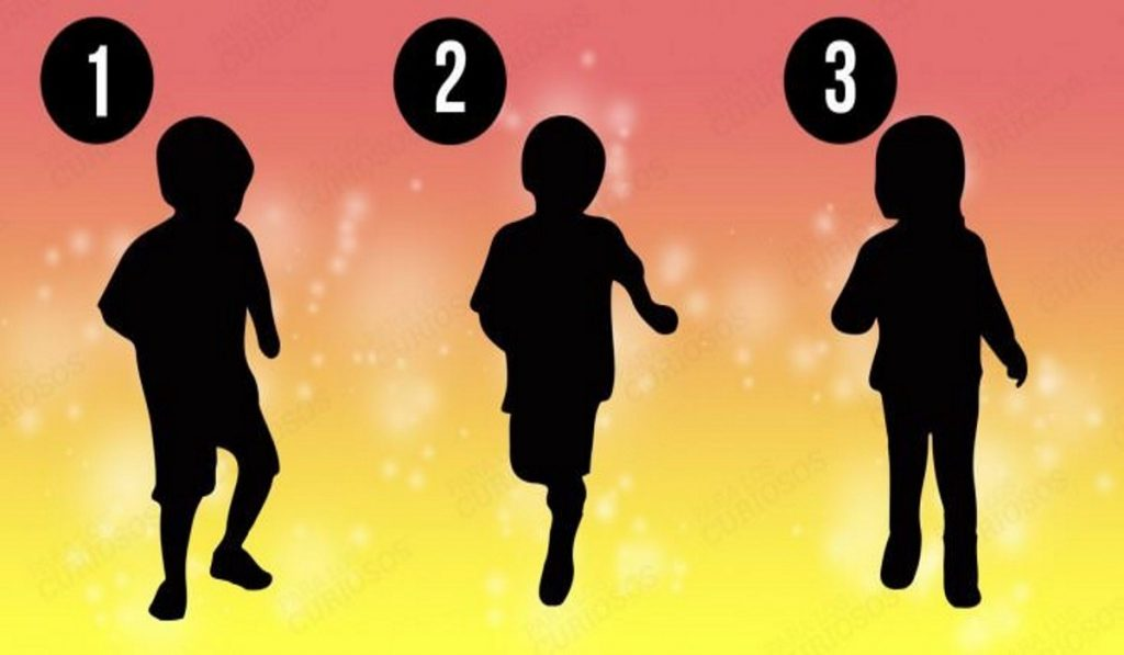 Which Children is a Girl? Your Choice Will Reveal a Lot About Your Personality! 1