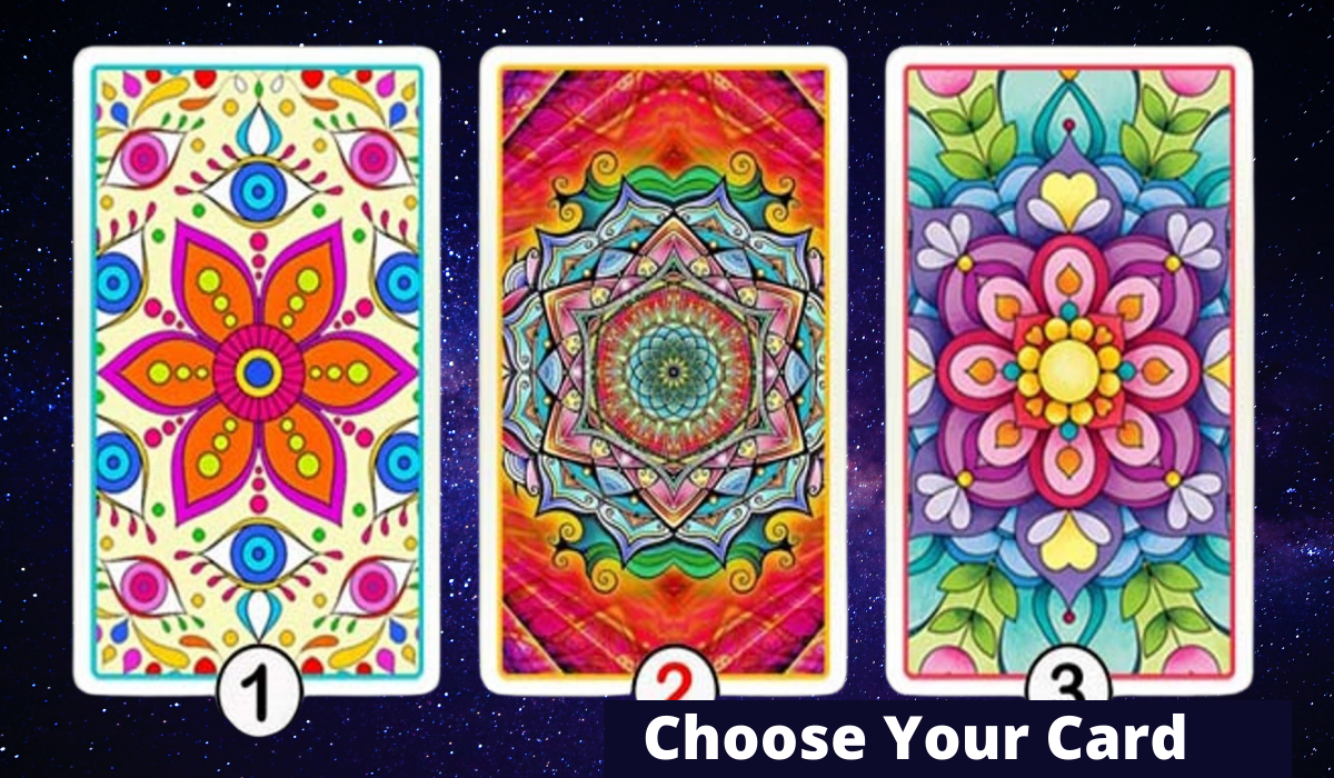 Choose Your Mystic Card – It Reveals Fascinating Aspects of Your Personality and Your Life!