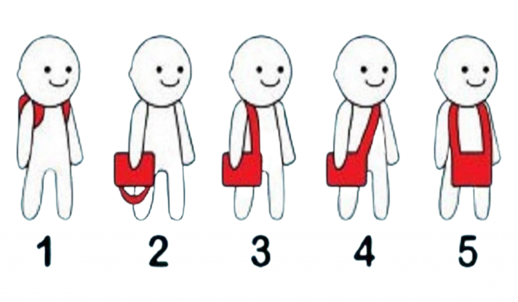How Do You Carry a Bag? It Says a Lot About Your Hidden Personality! 1