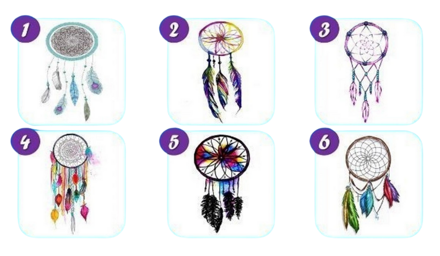 Choose a Dream Catcher! It Will Reveal an Fascinating Detail About Your Personality…