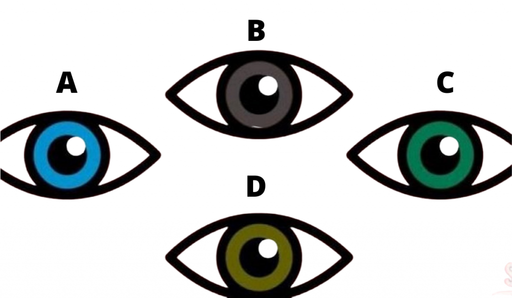 What Eye Color You Have? It Reveals a Lot About Your Personality! 1