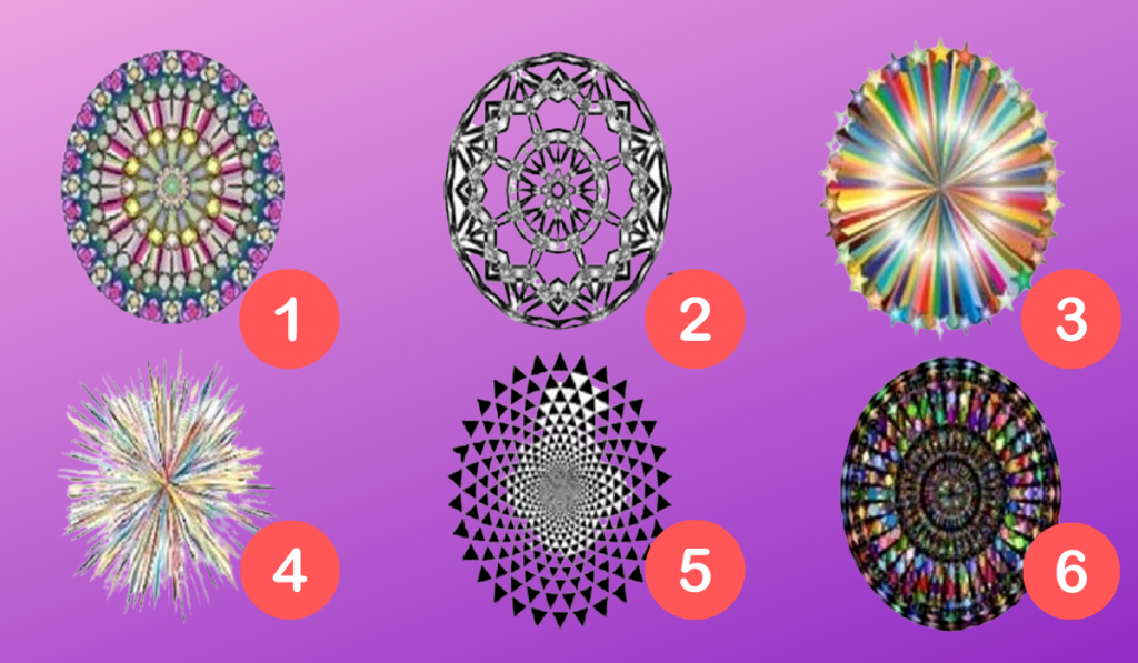 Test: What Kind Of Empath You Are? Select a Circle and Find Out: 1