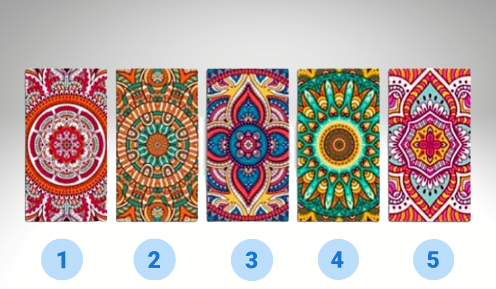 Wake Up Your Intuition: Choose a Mandala and Find Out the Strong Points of Your Character! 1