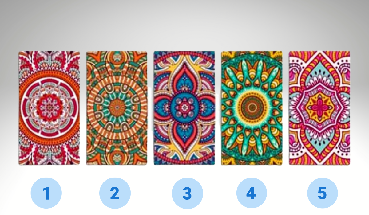 Wake Up Your Intuition: Choose a Mandala and Find Out the Strong Points of Your Character!