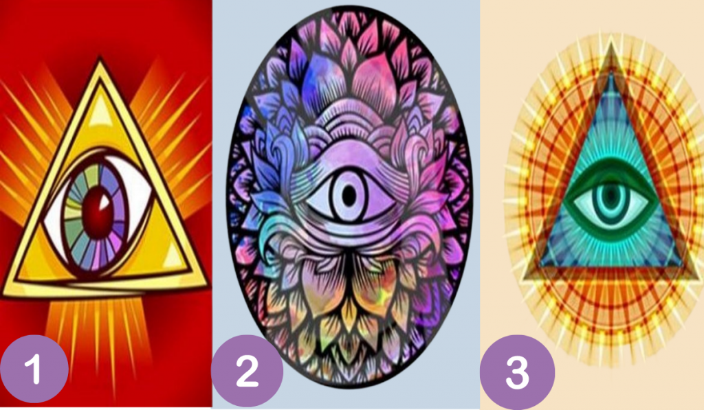 Choose a Powerful Mystical Eye - Find Out How People Really See You! 1