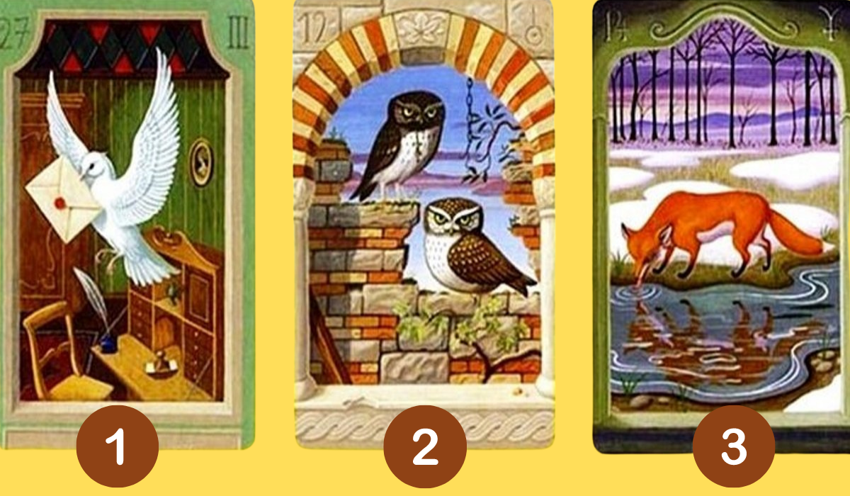 How Others See You? Pick 1 of These 3 Cards To Get a Clearer Picture of It: