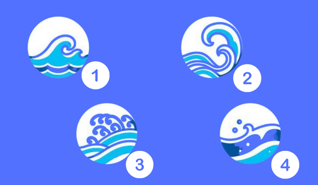 Test: Select a Wave! - Discover What Quality You Need to Develop to Face Difficult Moments 1