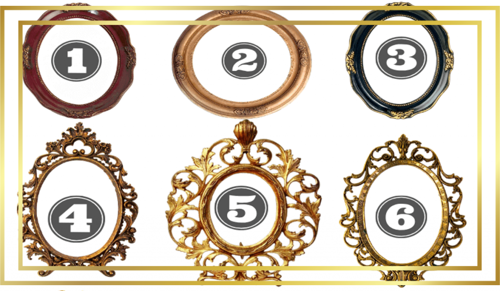 Test: Which Frame Do You Choose? Find Out Your Current Attitude Towards Life! 1