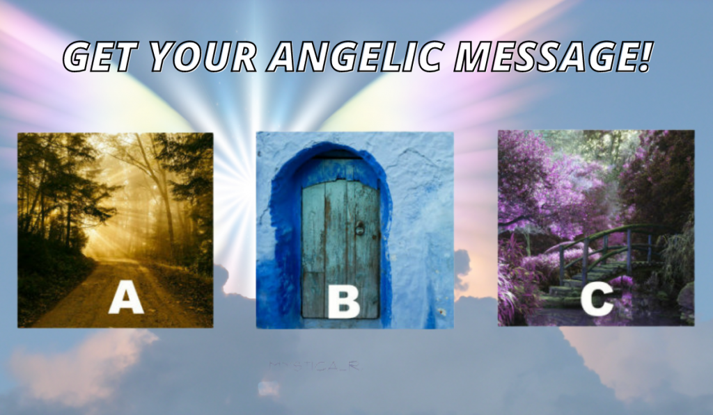 Choose A Picture And Get Your Personal Angelic Message! 1