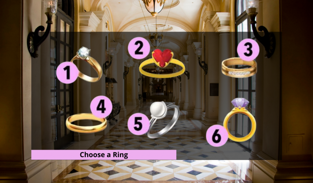 Choose a Ring, It Will Reveal Your Best Quality! 1