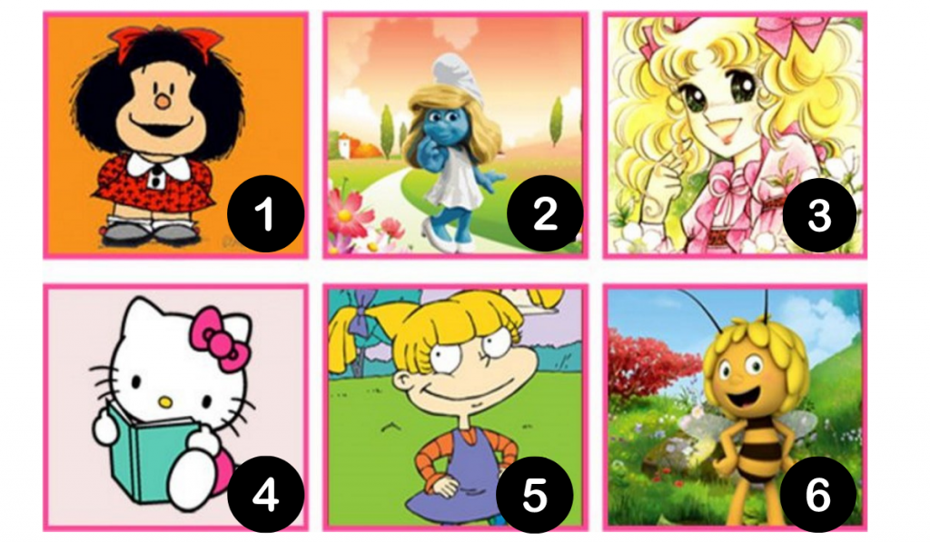 Your Favorite Animated Character Reflects Your Personality! Which One Is Yours? 1