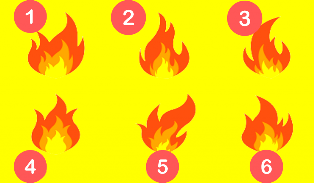 Discover Your True Light! Which Flame Do You Choose? 1