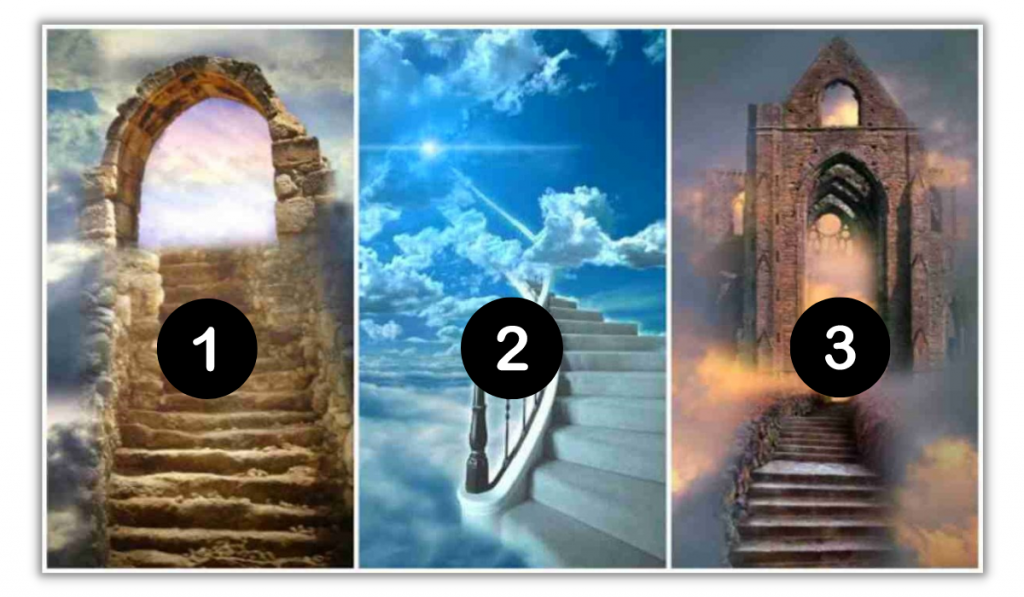 Which Path Would You Choose? Find Out What You Are Missing Now in Life! 1